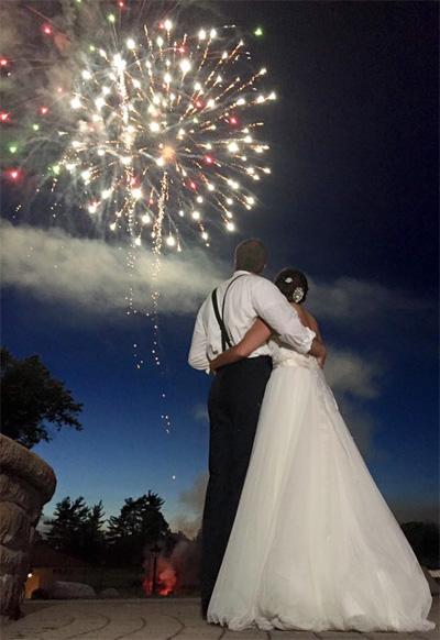 Wright choice wedding